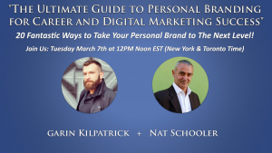 The Ultimate Personal Branding For Career Success
