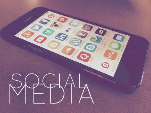 Social media antisocial media!