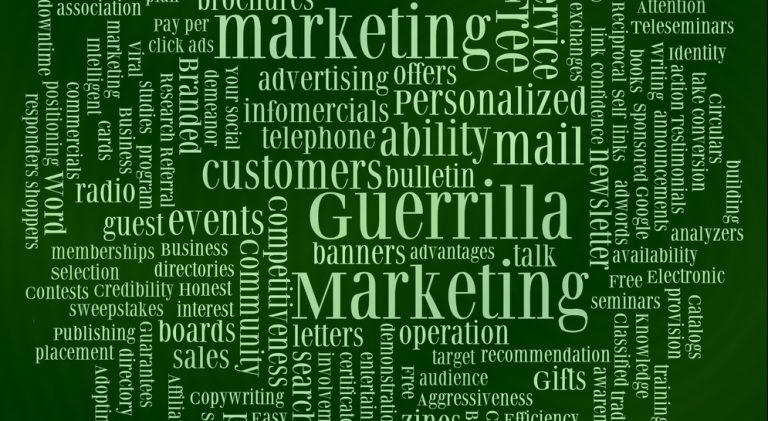 Guerrilla Marketing Strategies