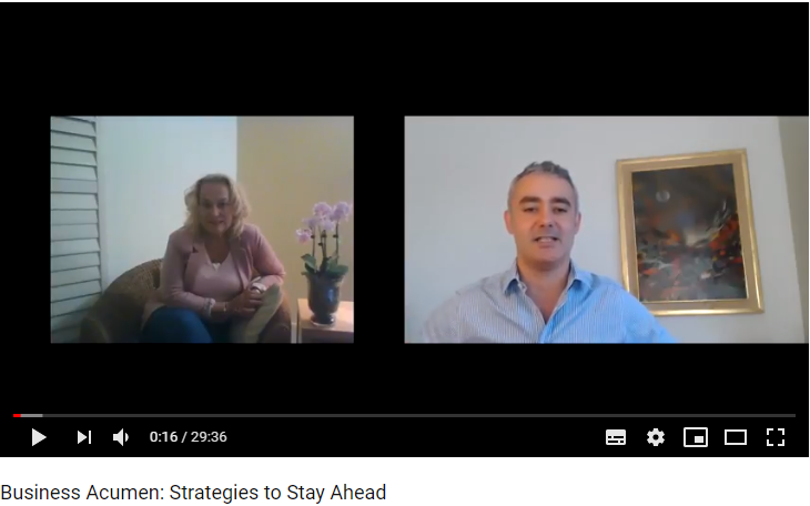 business acumen strategies to stay ahead