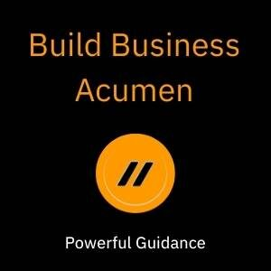 build business acumen
