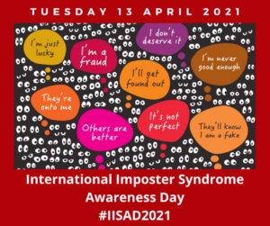 international imposter syndrome awareness day