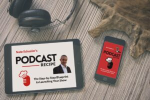 podcast recipe book