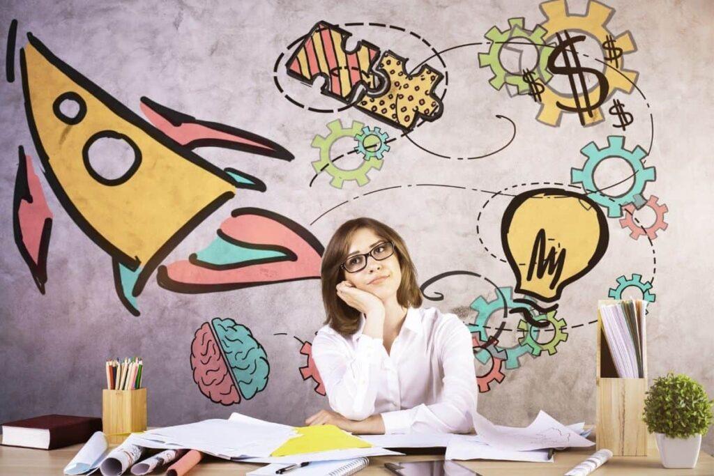 Entrepreneurs Think Big